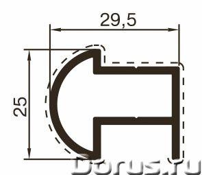 Профиль для сантехнических перегородок - Материалы для строительства - Система профилей включает 5 в..., фото 2
