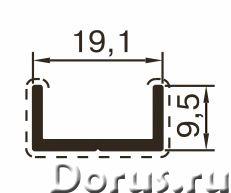 Профиль для сантехнических перегородок - Материалы для строительства - Система профилей включает 5 в..., фото 3