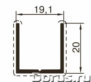 Профиль для сантехнических перегородок - Материалы для строительства - Система профилей включает 5 в..., фото 4