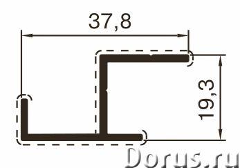 Профиль для сантехнических перегородок - Материалы для строительства - Система профилей включает 5 в..., фото 5