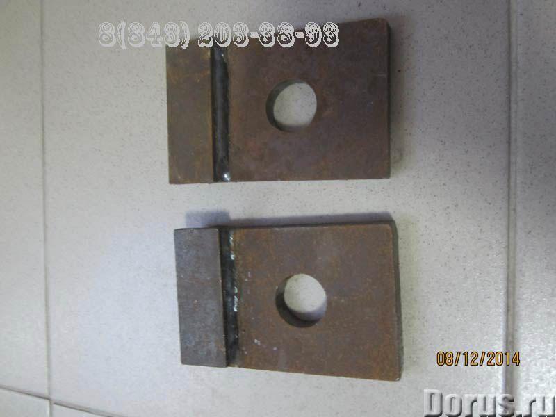 Производим шпалы трансформаторные ШТ-27, ШТ-12 - Материалы для строительства - Накладки К-1, К-3, Д-..., фото 7