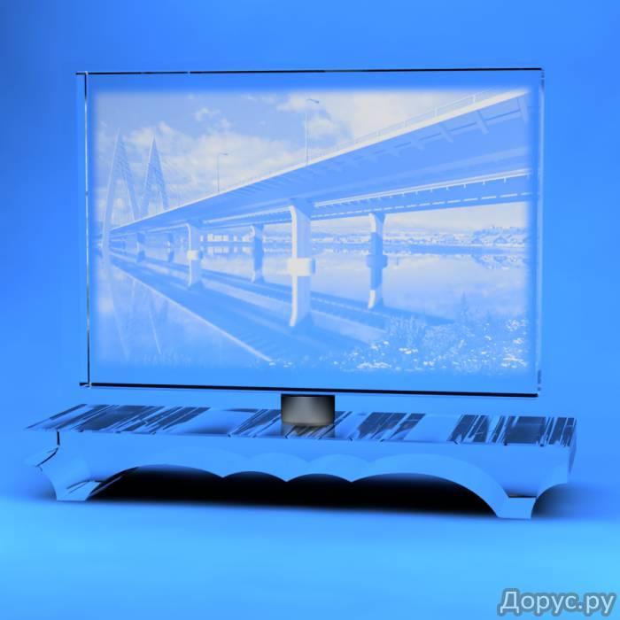 Стекло с гравировкой - Рекламные услуги - Сувениры из стекла Лазерная гравировка в стекле Гравировка..., фото 1
