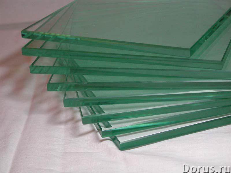 Закаленное стекло - Материалы для строительства - В нашей компании вы можете заказать закаленное сте..., фото 1