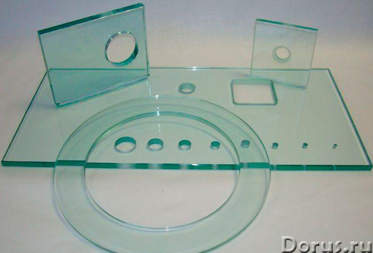 Закаленное стекло - Материалы для строительства - В нашей компании вы можете заказать закаленное сте..., фото 3