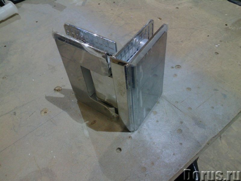 Фурнитура для стеклянных дверей - Материалы для строительства - Петли для стеклянных дверей, применя..., фото 2