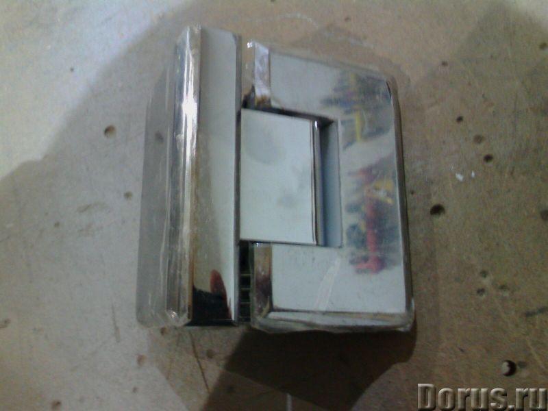 Фурнитура для стеклянных дверей - Материалы для строительства - Петли для стеклянных дверей, применя..., фото 3