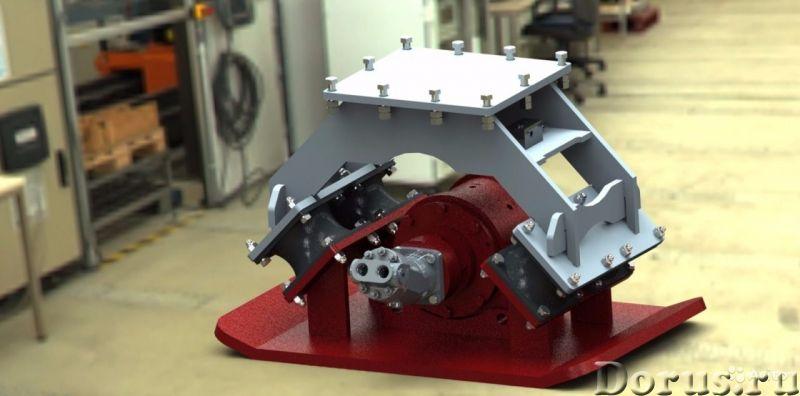 Вибротрамбовка для экскаватора и погрузчика - Промышленное оборудование - Предлагаем к поставке от п..., фото 1