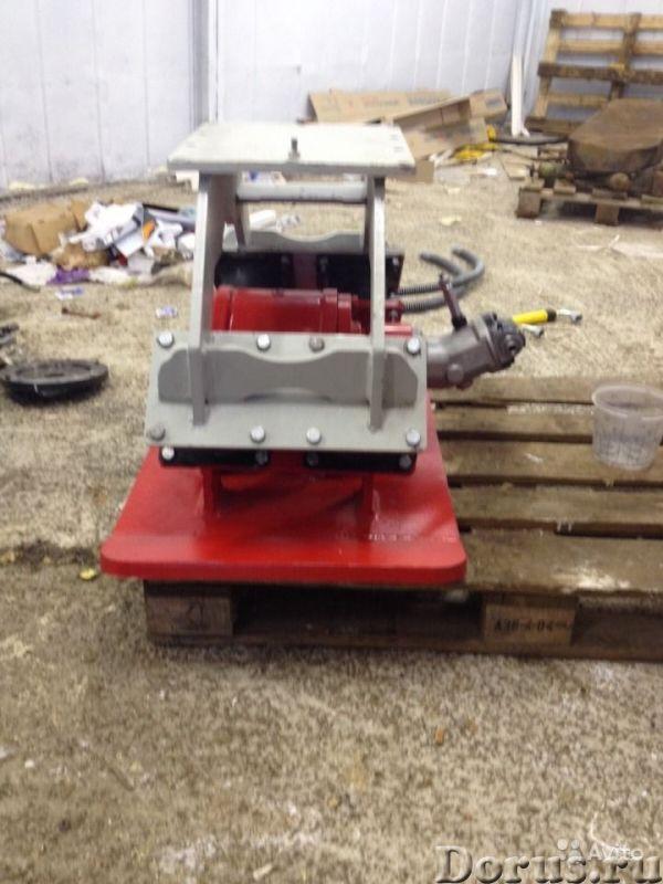Вибротрамбовка для экскаватора и погрузчика - Промышленное оборудование - Предлагаем к поставке от п..., фото 2