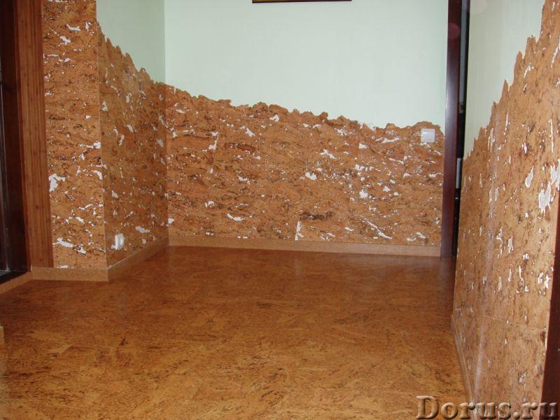 Пробковое покрытие - Материалы для строительства - Подбираете только натуральные материалы для ремон..., фото 1