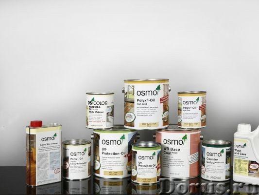 Масло Osmo - Дизайн и архитектура - Масло для деревянных и пробковых покрытий торговой марки ОСМО (O..., фото 1