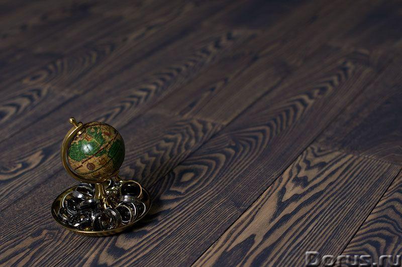 Массивная доска Amber Wood - Материалы для строительства - Массивная доска пола — старейшее и наибол..., фото 1