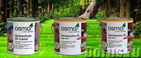 Масло Osmo для наружных работ - Материалы для строительства - Все большую популярность набирает масл..., фото 1