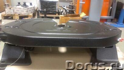 Седельно сцепное устройство JOST JSK38G1 - Запчасти и аксессуары - Седельно-сцепное устройство Седло..., фото 2