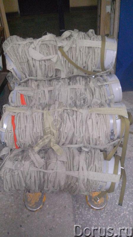 Рукава для УМП-350/400 - Запчасти и аксессуары - Мы производим рукава брезентовые для подачи горячег..., фото 3