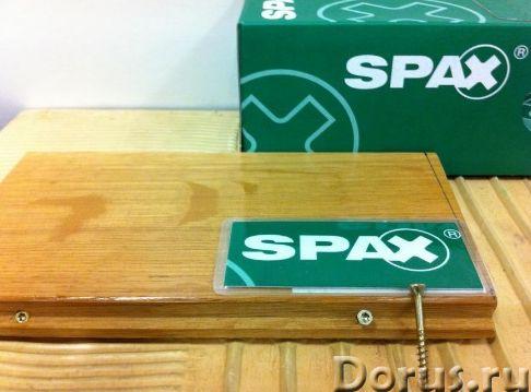 Саморезы Spax 3,5 х 35 мм - Материалы для строительства - Шуруп Spax 3,5x35 мм (500 шт/упак) - спец..., фото 2