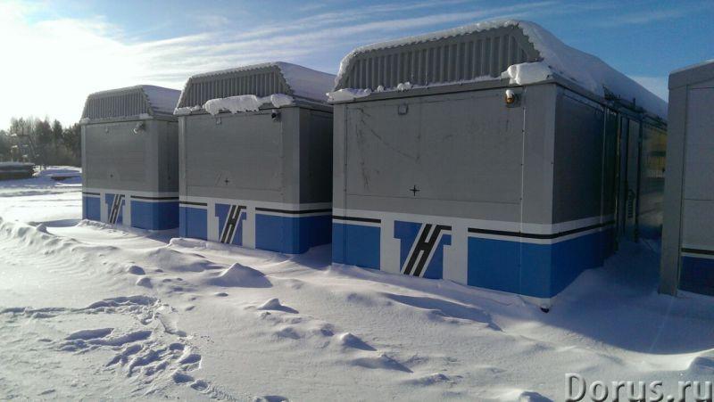 ДКС дожимная компрессорная станция - Промышленное оборудование - В нашем распоряжении имеется оборуд..., фото 1