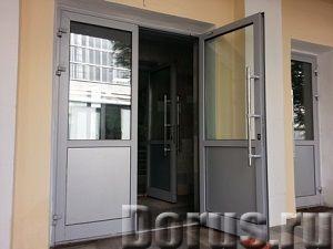 Двери ТП-45 - Материалы для строительства - Для алюминиевых конструкций мы используем профильную сис..., фото 1