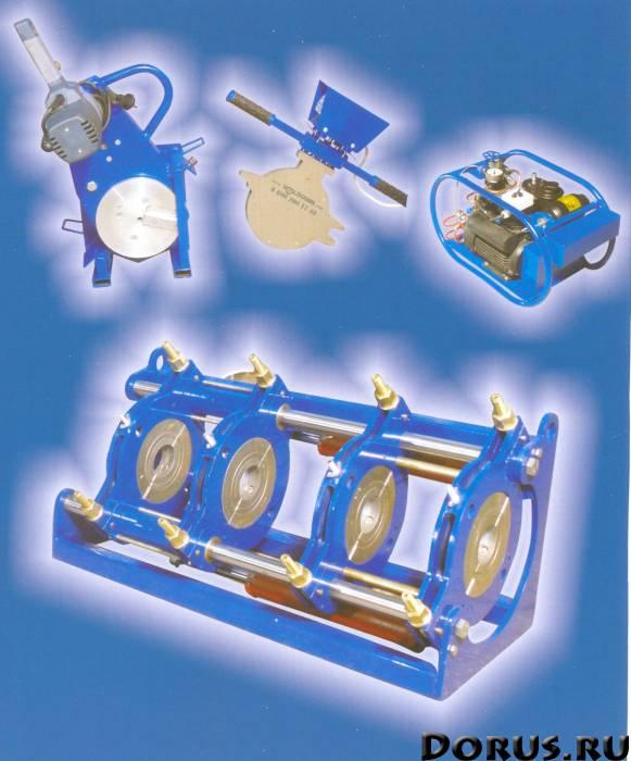 Сварочные аппараты ССПТ для сварки п/э труб со скидкой 7-10 - Сварочное оборудование - Производствен..., фото 1