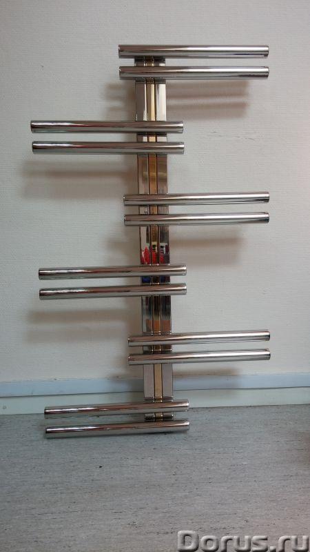 Полотенцесушители, дизайн-радиаторы из нержавеющей стали - Сантехника - Предлагаем поставку дизайн-р..., фото 1